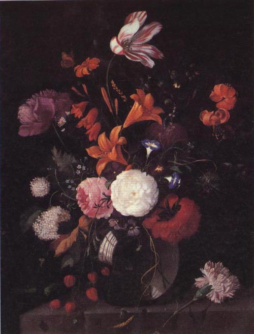 Floral Bouquet 095 | Unspecified | Oil Painting