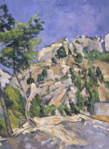 Bottom of the Ravine 1879 | Paul Cezanne | Oil Painting