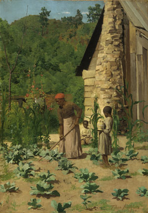 The Way They Live 1879 | Thomas P Anshutz | Oil Painting