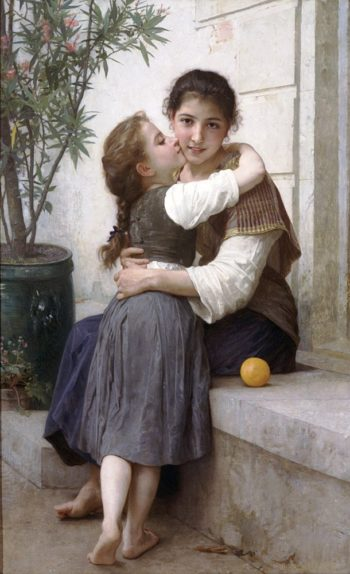 Calinerie | William Bouguereau | oil painting
