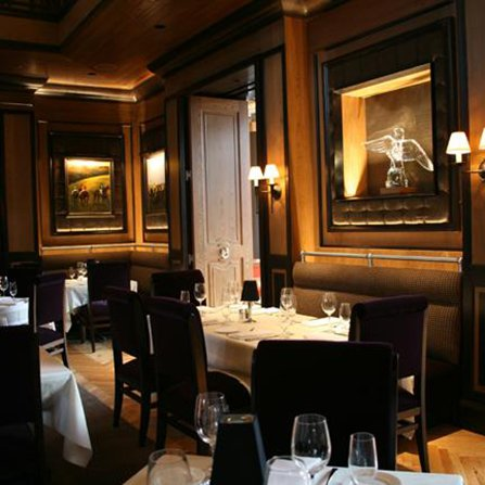 Custom Degas Paintings New York Restaurant