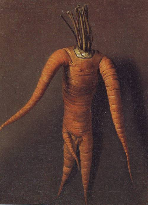The Carrot | Eillem-Frederick Van Royen | oil painting