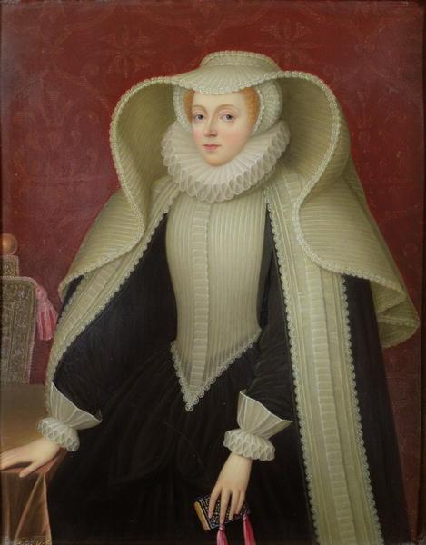 Elizabeth Cooke | Henry Bone | oil painting