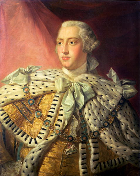 George III 1762 82 | Allan Ramsay | oil painting