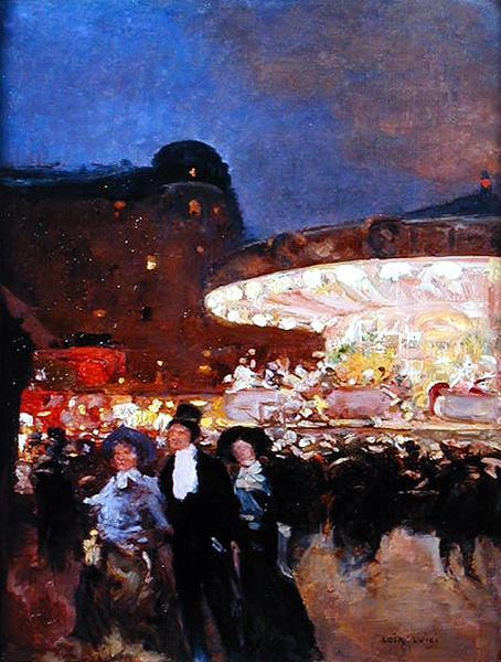 Untitled | Luigi Loir | oil painting
