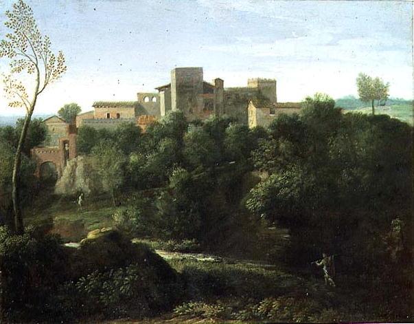 Classical Landscape | Gaspard Poussin Dughet | oil painting