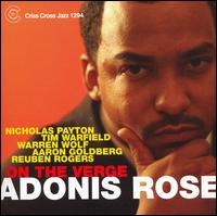 Adonis Rose: On the Verge