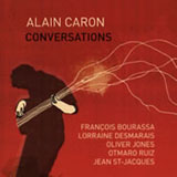 Album Conversations by Alain Caron