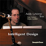 Album Intelligent Design by Andy LaVerne