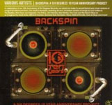 Various Artists: Backspin: A Six Degrees 10 Year Anniversary Project