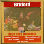 Album Rock Goes to College by Bill Bruford
