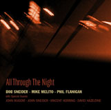 Album All Through the Night by Bob Sneider