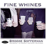 Album Fine Whines by Brooke Sofferman