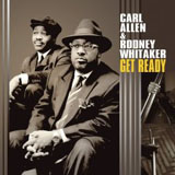 Album Get Ready by Carl Allen