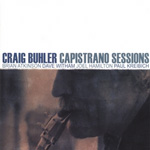 Album Capistrano Sessions by Craig Buhler