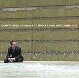 Album Kurt Marti Suite by Chris Walden