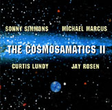 Sonny Simmons, Michael Marcus, Curtis Lundy, Jay Rosen: Cosmosamatics II