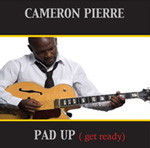 Cameron Pierre: Pad Up (Get Ready)