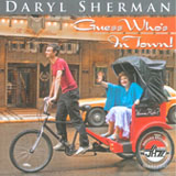 Album Guess Who's In Town? by Daryl Sherman