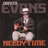 Album Needy Time by David Evans
