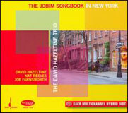 Album The Jobim Songbook in New York by David Hazeltine