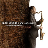 David Murray / Black Saint Quartet ></a><br /><br />Murray was correct in his notion that words were just what were needed to shed light on the music's message outside of the context of the film, and Reed, with whom the saxophonist had collaborated often in the past, once again proved to be the perfect choice to complement his music with words.<br /><br />Murray sent Reed a copy of <em>Banished</em> and the film served as the inspiration for the lyrics to the title track that opens <em>Sacred Ground</em>. In his liner notes to the album Reed explains,