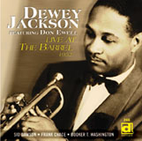 Dewey Jackson: Live at The Barrel, 1952