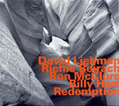 Redemption - Quest Live in Europe by David Liebman / Richie Beirach / Ron McClure / Billy Hart