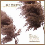 Album Waltz for Marilyn by Don Friedman