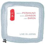 Enrico Pieranunzi / Marc Johnson / Joey Baron: Live in Japan
