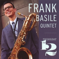 Album Thursday the 12th by Frank Basile