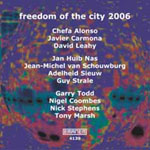 Various Artists: Freedom Of The City 2006