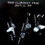 Gebhard Ullmann: Oct. 1, '98 - The Clarinet Trio