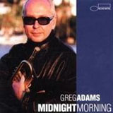 Greg Adams: Midnight Morning