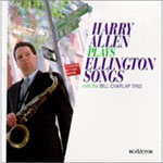 Harry Allen/Bill Charlap Trio: Plays Ellington Songs