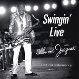 Album Swingin by Illinois Jacquet