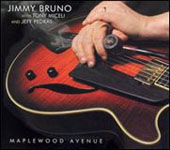 Album Maplewood Avenue by Jimmy Bruno