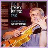 Album Live at Birdland by Jimmy Bruno