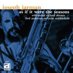 Album As If It Were The Seasons by Joseph Jarman