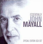 Album Essentially John Mayall by John Mayall