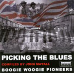 "Read ""Picking the Blues: Pioneers of Boogie Woogie"""