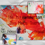 The Jon Hemmesam/Dom Minasi Quartet: The Jon Hemmersam/Dom Minasi Quartet