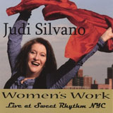 Album Women's Work: Live at Sweet Rhythm by Judi Silvano