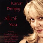 All Of You by Karen Benjey