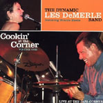 Album Cookin' At The Corner, Volume One by Les DeMerle