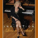 "Read ""Invitation: Lenore Raphael Live"" reviewed by John Kelman"