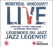 Various: Live - Jazz Legends