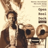 Album Open Reel Deck by Marcus Strickland