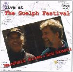 Live At The Guelph Festival by Lou Grassi