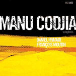 Album Songlines by Manu Codjia